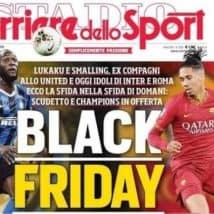Romelu Lukaku & Chris Smalling Mengkritik Tajuk 'Black Friday'