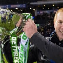 ADVERTISEMENT Rangers 0-1 Celtic: Neil Lennon hails 'amazing' 10-man cup winners
