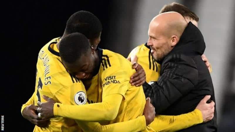 West Ham 1-3 Arsenal : Freddie Ljungberg Bekerja 'Game By Game' Sebagai Tuan Rumah The Gunners