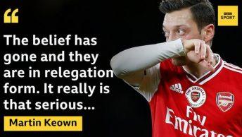 Mikel Arteta: Manajer Arsenal MenegaskanDia Siap Dan Membutuhkan Energi Baru