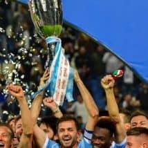 Lazio Mengalahkan Juventus Lagi Untuk Memenangkan Piala Super Italia