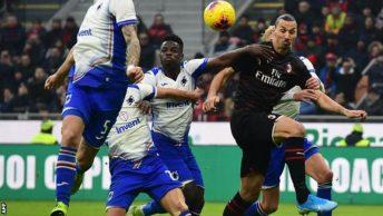 Ibrahimovic Masuk Sebagai Pemain Pengganti Kembalinya Milan