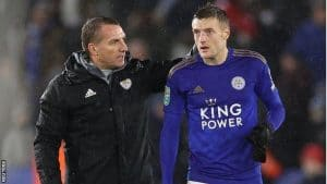 Ilheanacho Menghasilkan Leicester Imbang Piala Carabao Leg ertama Dengan Villa
