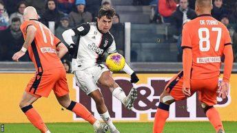 Dybala Bersinar Dalam Kemenangan Piala Juventus