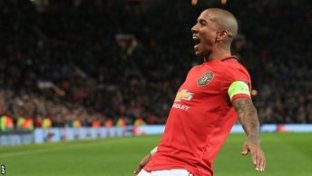 Ashley Young: Manchester United Menyetujui Biaya Dengan Inter Milan