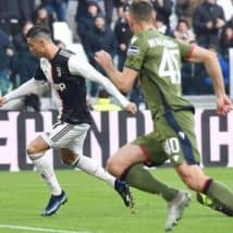 Ronaldo Mencetak Hat-Trick Serie A Pertama Dan Keseluruhan Ke-56